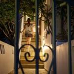Aegean night at Aegean apartments