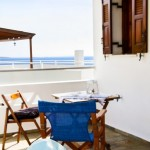 Exterior view of Aegean penthouse kolympada