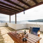 Aegean view Kolympada's balcony