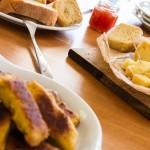 Skyros delicacies at Penthouse kolympada
