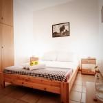 Aegean apartments comfortable bedroom