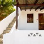 Aegean apartments exterior view