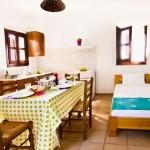 Aegean Penthouse kalamitsa's main room