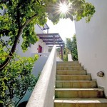Aegean studios entrance