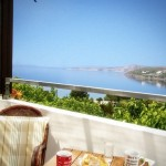 View of the aegean-apartment Renes