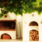 Skyros studios barbecue