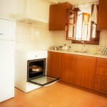 Aegean studios fully equiped kitchen